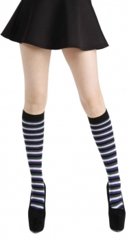 Knee High Socks Cotton (Multicoloured)