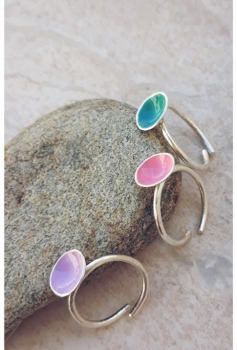"Stella Ring ""one circle"""