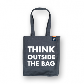 goodbag Tasche think